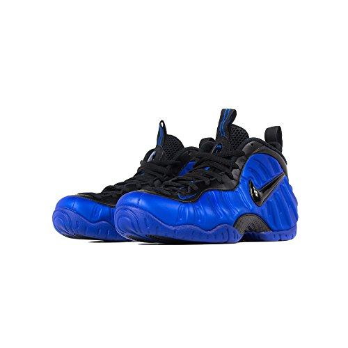 Nike Air Foamposite Pro, Scarpe da Basket Uomo, 46 EU Blu/nero (hyper cobalt/nero-hyper cobalt)