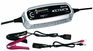 CTEK MXS 5.0 Batterieladegerät (Ohne automatischen Temperaturausgleich) (Produktion eingestellt)