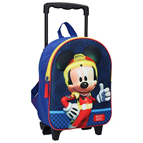Funda Nordica Mickey Y Minnie 150.Minnie En Mickey Mouse Trolley Backpacks 3d Sac A Dos A Roulettes Mickey Mouse Believing 3d Blue One