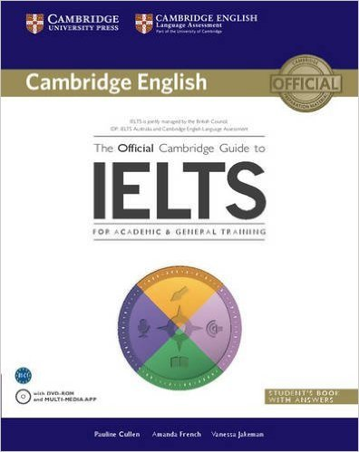 The Official Cambridge Guide To Ielts Student\'s Book With Answers With Dvd Rom