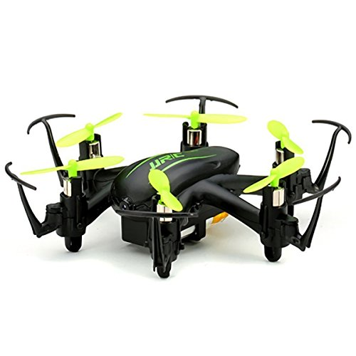 RC Drone, Pinron 2.4G 4CH 2.0MP 6-Axis Gyro HD Camera Hexacopter Mini Quadcopter Helicopters with 4GB SD Card+ Auto-Return Function+ Headless Mode