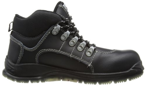 SIR Safety  Platinum High Shoe,  Unisex - Erwachsene Stiefel schwarz
