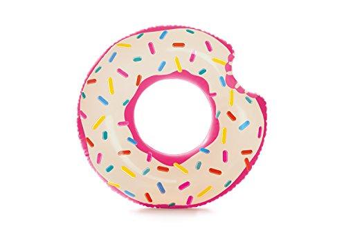INTEX Bouée Donut rose