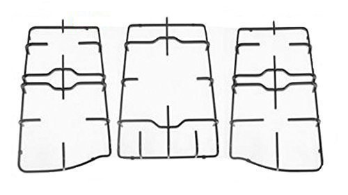 Franke kit griglie / griglia cucina trend piano cottura 5 fuochi p 1559 / 1560 / 1561