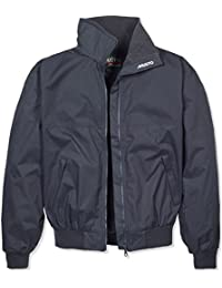 Musto Short Snug Blouson Mens Jacket True Navy and Cinder