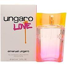 Emanuel Ungaro Love Eau de Parfum pour femme, spray da donna, 90ml