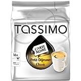 Tassimo Carte Noir Petit Dejenéur Classic, 5er Pack (5 x 16 Portionen)