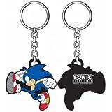 Sonic The Hedgehog KE061201SEG - Llavero Sonic (KE061201SEG) - Llavero Sonic Running