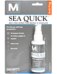 SeaQuick Anti-Fog for Scuba Divers and Snorkelers