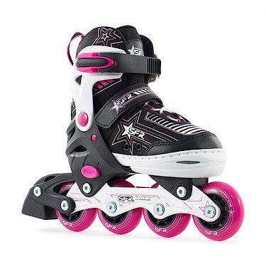sfr-pulsar-adjustable-inline-skates-pink-kids-12-2uk