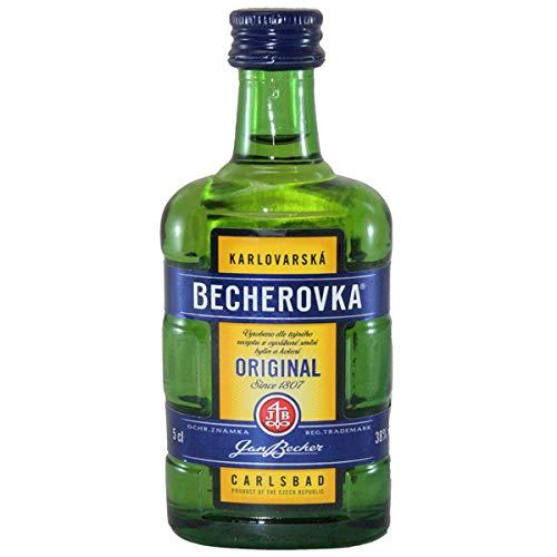 Becherovka Original Karlsbader Becherbitter 0,05l Gourmet-becher
