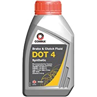 Comma BF4500M 500ml Dot 4 Synthetic Brake Fluid preiswert