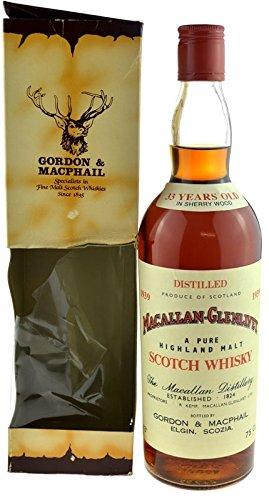 Macallan-Glenlivet Jahrgang 1939 - 33 Jahre alt 0,7l inkl. Geschenkkarton - A Pure Highland Malt Scotch Whisky
