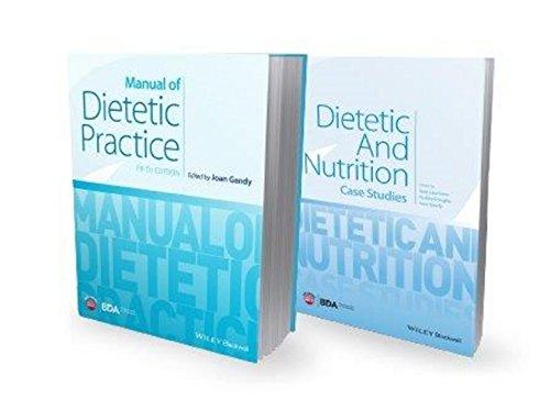Manual of Dietetic Practice & Case Studies Set
