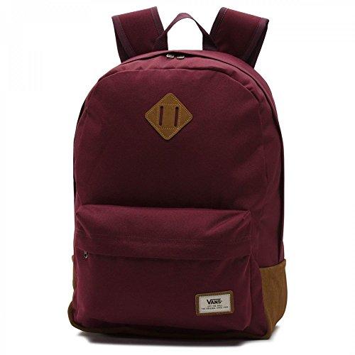 Vans Bags Mochila tipo casual, 44 cm, 23 liters, Rojo (Port Royale)