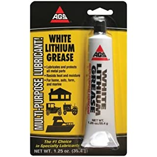 1.25OZ WHT Lith Grease by American Grease Stick