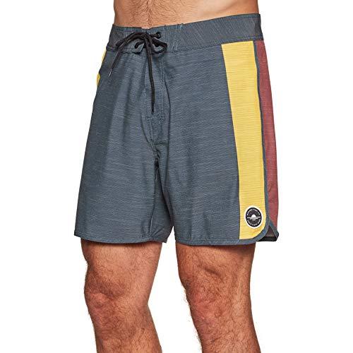 RIP CURL Herren Boardshorts Retro Summerized 17'' Boardshorts -