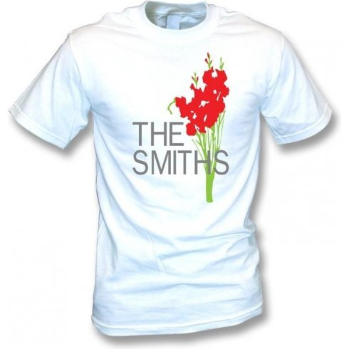 The Smiths Tour 1984 (Gladioli) T-shirt