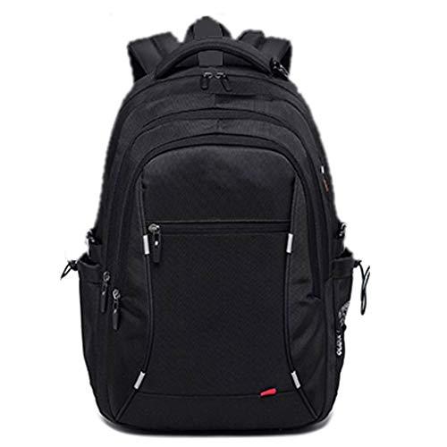 LYM-bag Anti - Diebstahl Rucksack, modische Trend Business Casual Wasserdichte Reise Student Computer Tasche schwarz