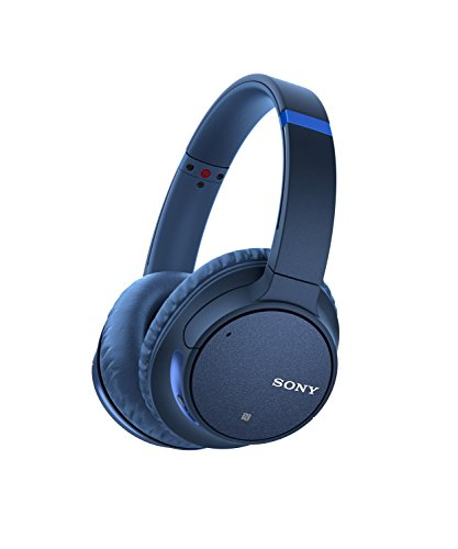 Sony WH-CH700N Casque Sans Fil Bluetooth à Réduction de Bruit - Bleu
