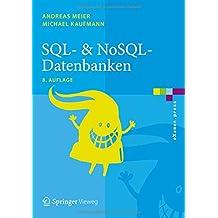 SQL- & NoSQL-Datenbanken (eXamen.press)