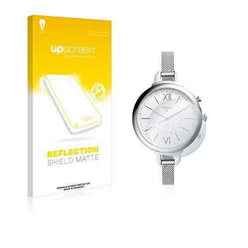upscreen Pellicola Protettiva Opaca Compatibile con Fossil Q Annette Protezione Proteggi Schermo - Antiriflesso, Anti-Impronte