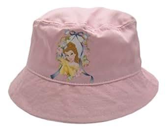 Children's Disney Princess Floppy Bush/Bucket Hat Choice Of 2 Designs (3-5, 1 Princess)