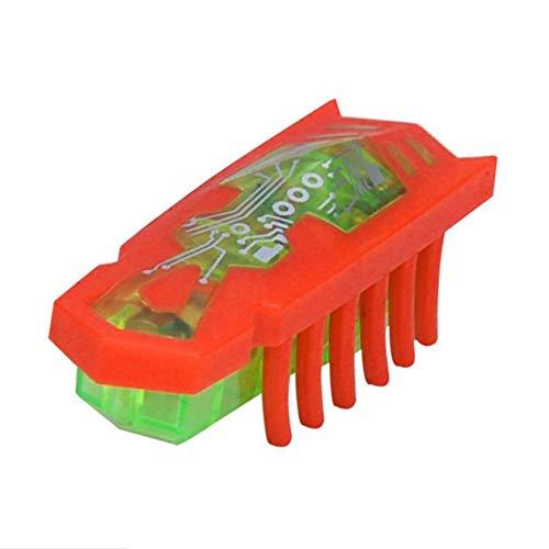 Elektronische Batteriebetriebene Nano Insekten Mini mechanische Insekt Katze Interactive Traning Spielen Spielzeug Heimtierbedarf Werkzeug