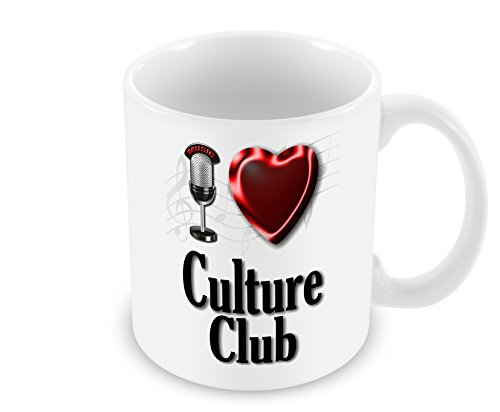 Pop Group Mug - I Love Culture Club