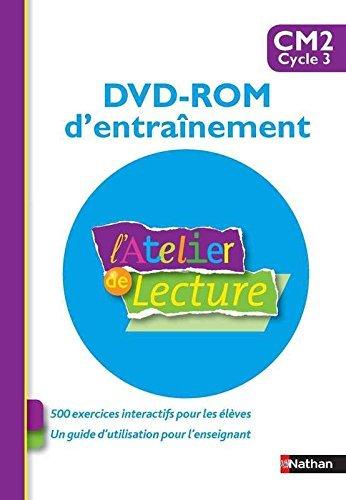 L'Atelier de Lecture CM2 by Stphanie Plumet (2012-11-07)
