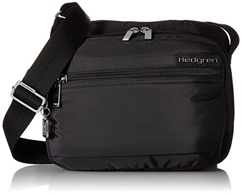 23x17x10 Cm Bandoulière Nero-04 Hedgrennoir Sac