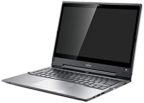 Fujitsu VFY:T9350M451BDE 33,7 cm (13,3 Zoll) Notebook (Intel Core-i5 5200U, 2,2GHz, 8GB RAM, 256GB HDD, Win 8.1) schwarz (Holzkohle Schwarz Notebook)
