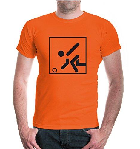 t-shirt-kegeln-piktogramm-m-orange-black