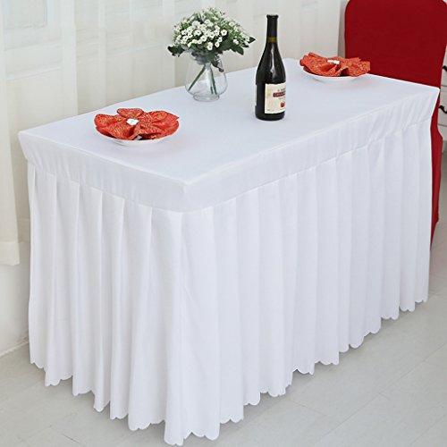 Tischdecken Rechteckige Tischdecke Tuch Treffen Konferenztisch Rock Rezeption Tischdecken Chemische...