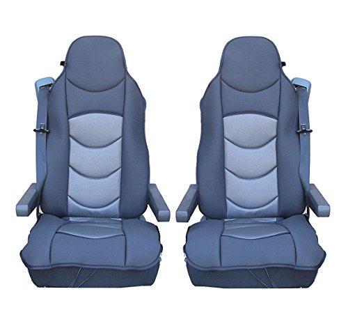 flexzon-2x-truck-er-lux-grey-2-x-gris-comfort-premium-housse-de-sige-coussin-rembourr-pour-sige-remb