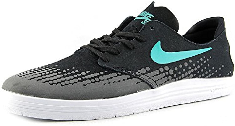 Nike Lunar Oneshot para hombre de los zapatos que andan en monopatín-631044-042  -