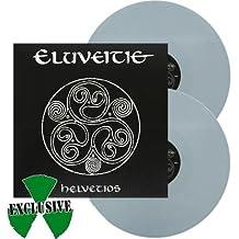 ELUVEITIE, Helvetios GREY VINYL - 2LP