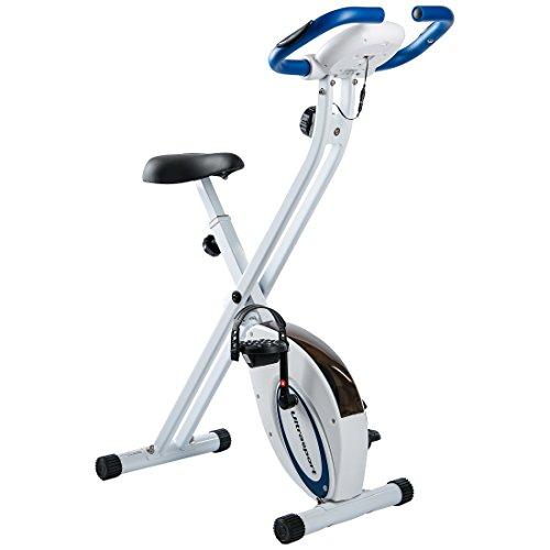 Ultrasport Unisex F-Bike Bicycle Trainer, Navy, One Size