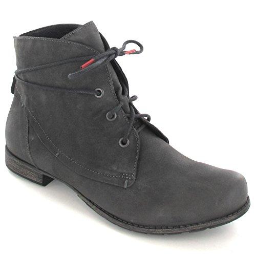 Think Denk Damen Desert Boots kombi