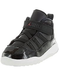 Nike Jordan 11 Retro Bt, Zapatos de Primeros Pasos Bebé-Niños