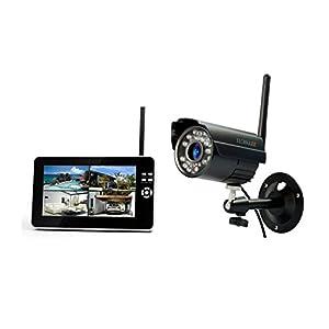 Die besten Videoüberwachungssysteme: Kamerasystem TX-28 von Technaxx