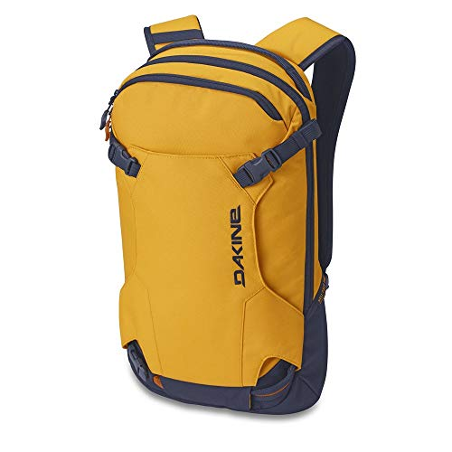 DAKINE Heli Pack 12l Packs&Bags, Hombre, goldenglow, One Size
