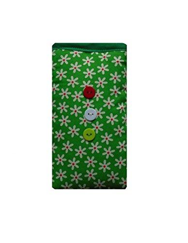 Vert Cherry Blossom Imprimer Chaussettes Apple pour iPod - Apple iPod Nano