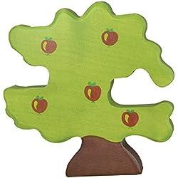 Holztiger, 80218 Apfelbaum für Vögel (ohne Baumstütze, ohne Vögel)