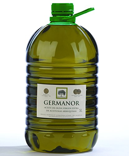 Germanor Arbequina Aceite Oliva Virgen Extra - 5 l