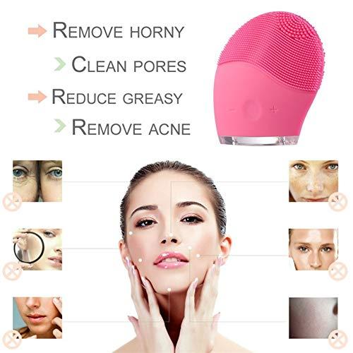 Aparatos Y Cepillos De Limpiezalimpieza Facial Usb