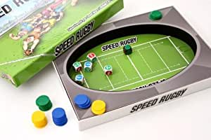 Speed Rugby Edition Thomas Domingo