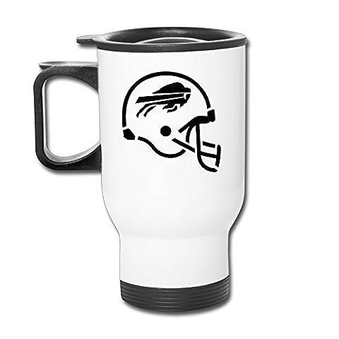 Buffalo Bills James Lofton Travel Mugs Insulated Mug Cup