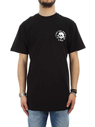 Vans Herren T-Shirt MN SHAVED - BONES BLACK Black