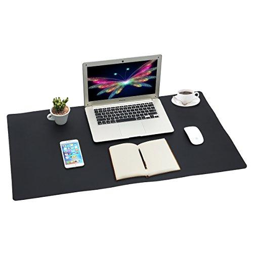 Protector almohadilla escritorio cuero grande
